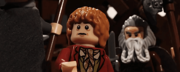 desolation of smaug trailer recreated with lego - unpocogeek.com