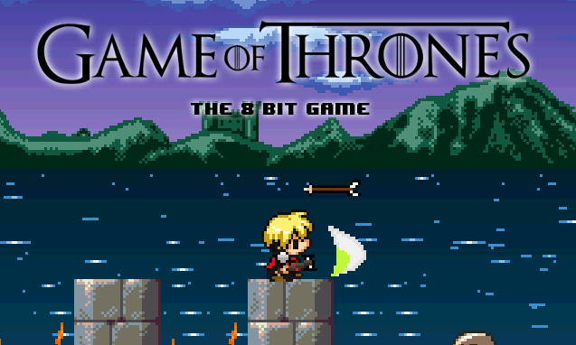 game of thrones the 8 bits game - unpocogeek.com
