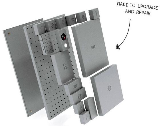 [Concepto] Un smartphone modular