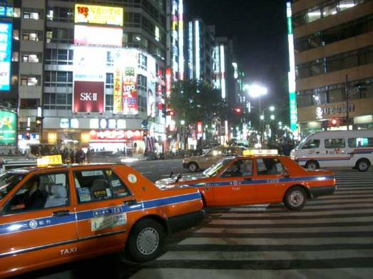 tokyo taxis forgetting system - unpocogeek.com