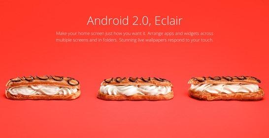 android-2.0-eclair - unpocogeek.com