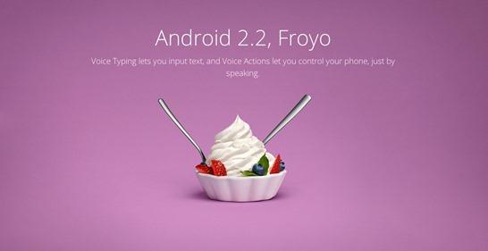 Los diferentes sabores de Android