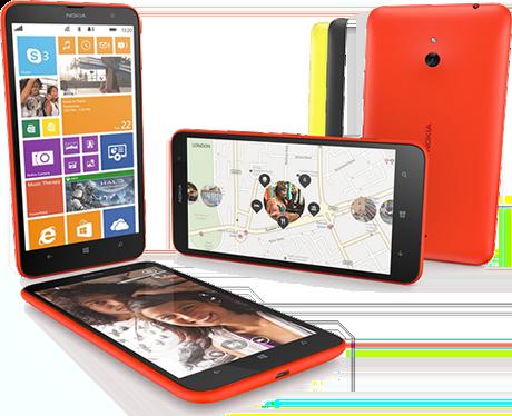 lumia 1320 - unpocogeek.com.fw
