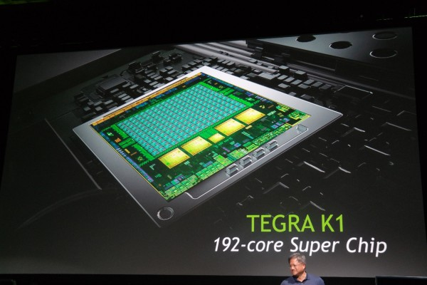 Tegra K1, la nueva bestia de Nvidia para móviles