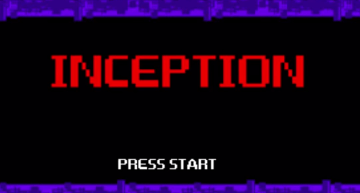 inception en 8 bits - unpocogeek.com