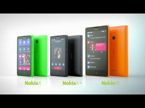 nokia x familia con android - unpocogeek.com