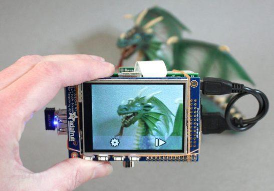 raspberry pi cam - unpocogeek.com