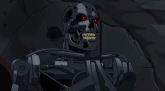 batman vs terminator corto animado - unpocogeek.com