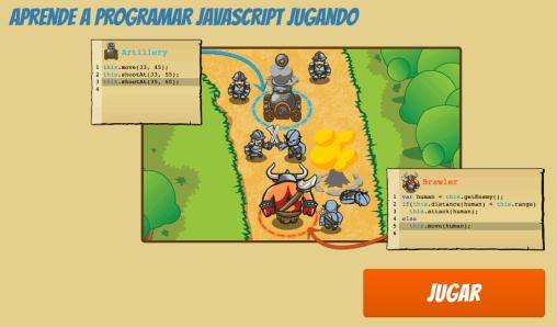 codecombat aprende a programar javascript - unpocogeek.com