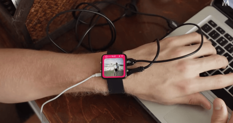 [video] Parodia del iWatch