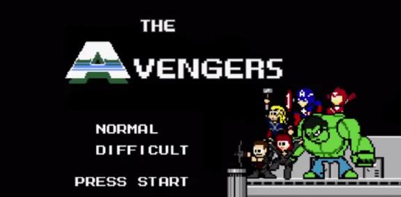 avengers en 16 bits - unpocogeek.com
