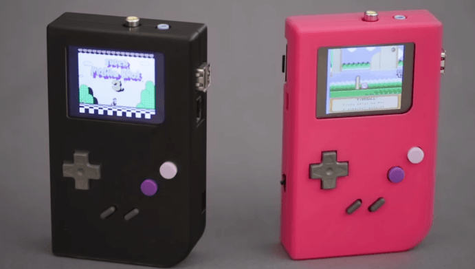 Hazlo tu mismo, una Gameboy color con una Raspberry Pi