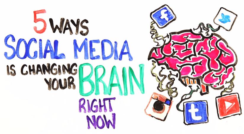 Social media y nuestro cerebro