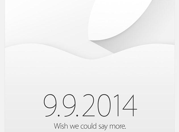 Nuevos iPhone y posible iWatch, seguí el evento en vivo