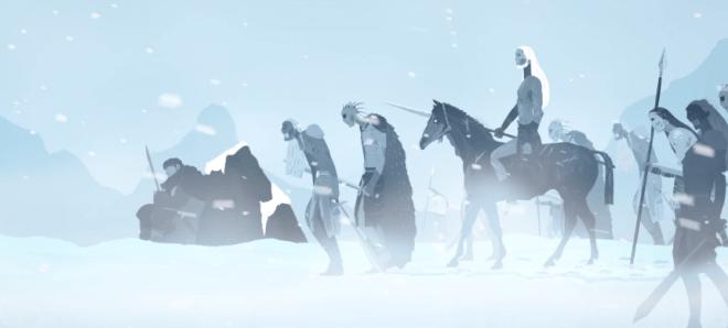 Game Of Thrones  an animated journey    gotseason5 - unpocogeek.com