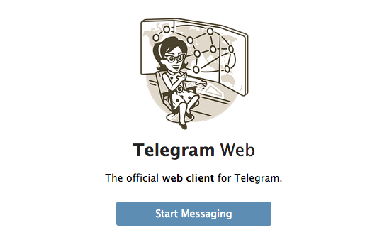 Telegram lanza su cliente web oficial