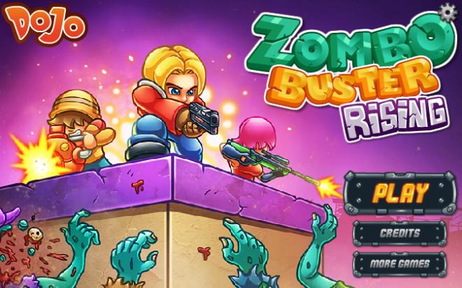 zombo buster rising - unpocogeek.com