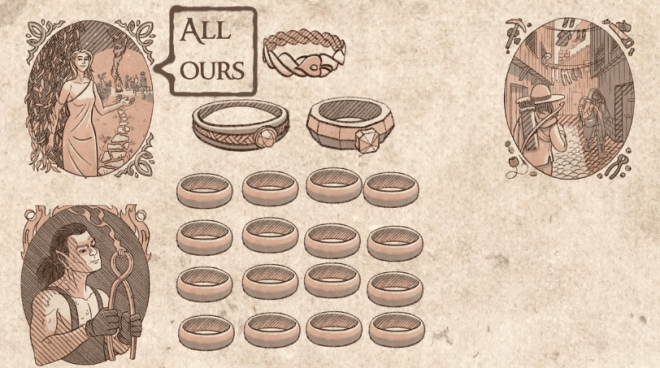 The One Ring Explained.  Lord of the Rings Mythology Part 2_unpocogeek.com