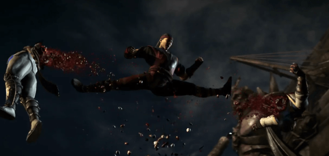 Mortal Kombat X   Official Launch Trailer   PS4  PS3_unpocogeek.com