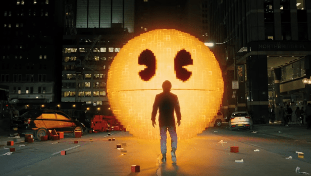 PIXELS   Official Trailer  2  HD_unpocogeek.com