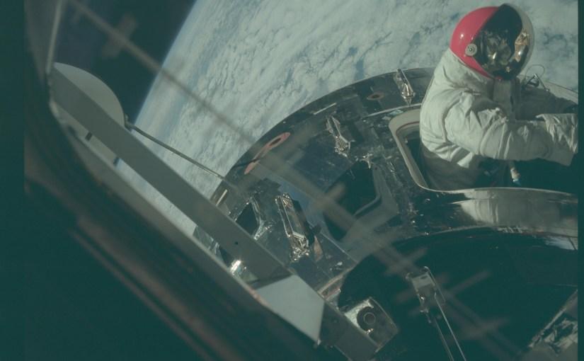La NASA publica 8400 fotografías de sus misiones a la luna con el proyecto Apollo