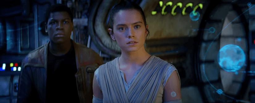 Mix con todos los clips de Star Wars The Force Awakens hasta la fecha