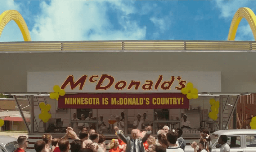 "Trailer de '""The Founder"" sobre el fundador de McDonald's"