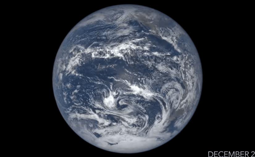 Un año en la tierra capturado a más de un millón de kilómetros