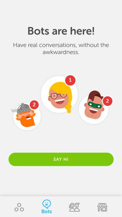 Duolingo añade bots para chatear y practicar