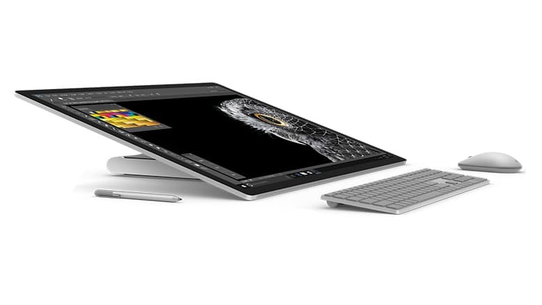 Surface Studio, la nueva All in One de Microsoft para profesionales