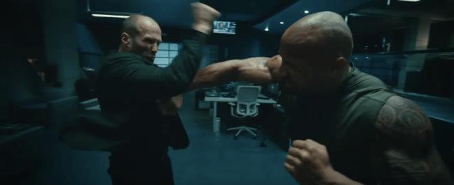 Tributo a las escenas de peleas en el cine