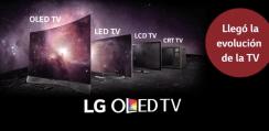 Mirá lo que otros no ven con los TV Oled de LG