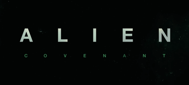 Alien: Covenant, primer trailer oficial