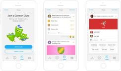 Duolingo añade clubes de idiomas a su plataforma