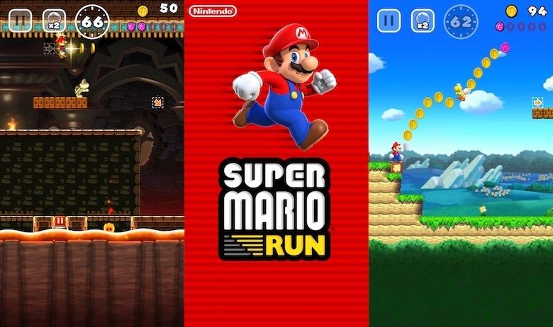 Super Mario Run se prepara para llegar a Android