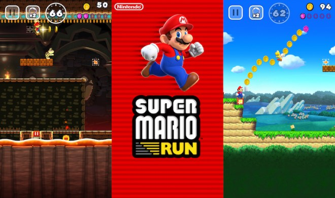 Super Mario Run próximamente para Android