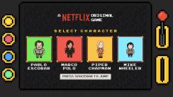 Netflix lanza juegos de 8bits de cuatro de sus series originales