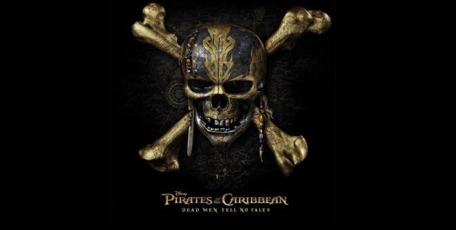 Piratas del caribe 5 trailer