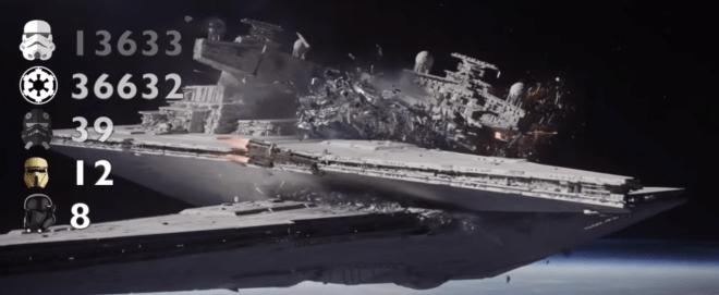 Muertes imperiales en Rogue One