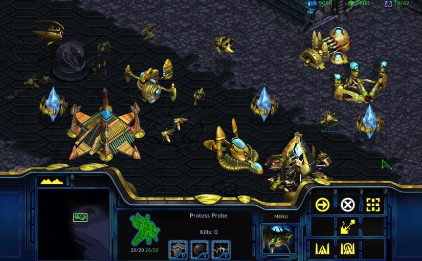StarCraft y su expansión Brood War ya disponibles para descargar gratuitamente