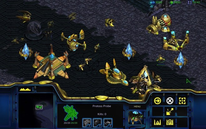starcraft y brood war gratis para pc y mac