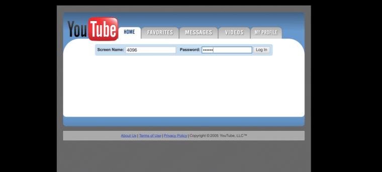 La evolución de YouTube