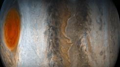 """Más información sobre la """"gran mancha"""" de Júpiter"""