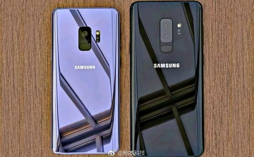 Samsung confirma la fecha de lanzamiento del Galaxy S9