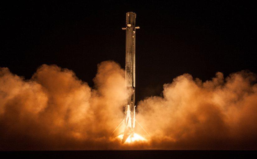 Falcon Heavy, las mejores fotos de su lanzamiento