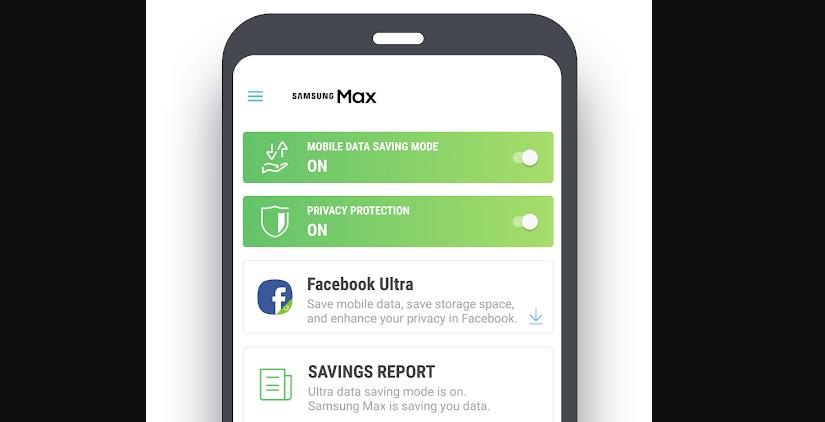 Opera Max se transforma en Samsung Max, privacidad y ahorro de datos para nuestro smartphone