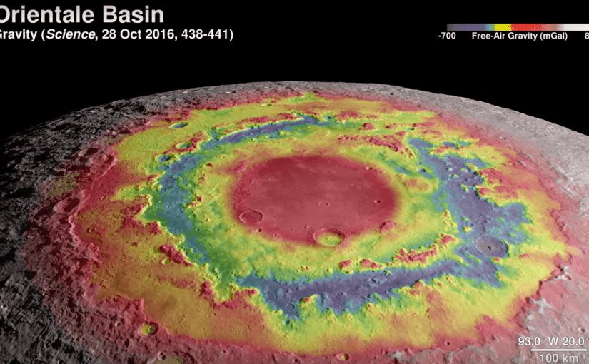 Un paseo en altísimo detalle sobre nuestra luna