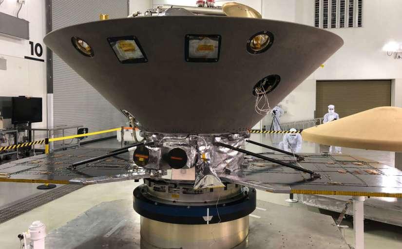 La NASA envía una nueva misión a Marte luego de cinco años