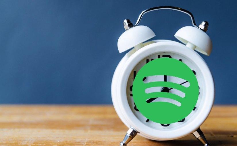 Spotify se incorpora al reloj por defecto de Android para nuestras alarmas