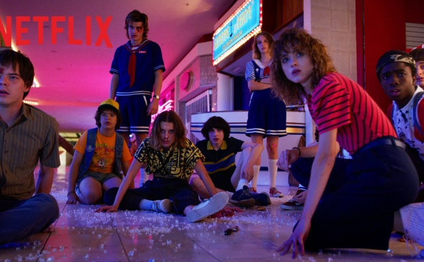 Stranger Things 3, trailer oficial extendido